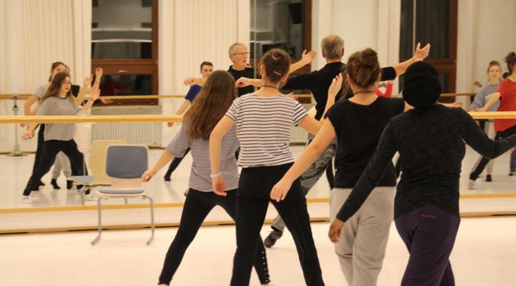 Foto Ballettworkshop - Romeo und Julia 2018